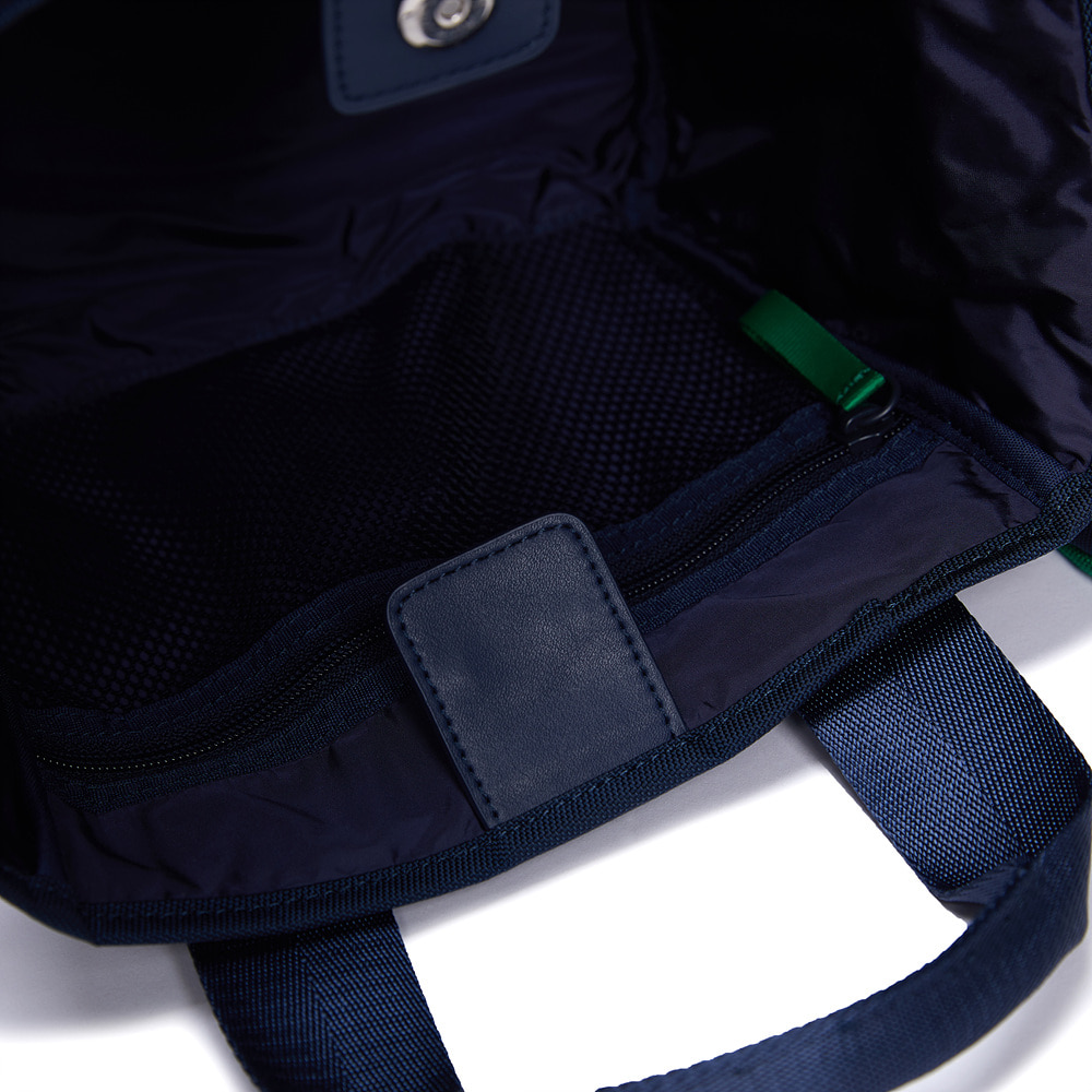 클로브(CLOVE) Shoulder Bag with Golf Ball Case (Navy)